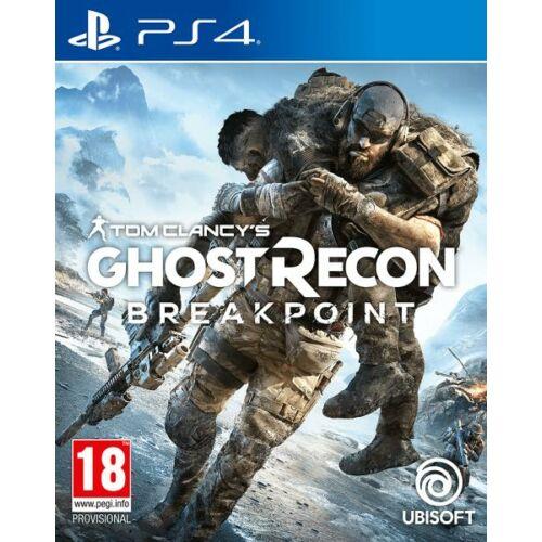 Ghost Recon - Breakpoint - PS4 játék