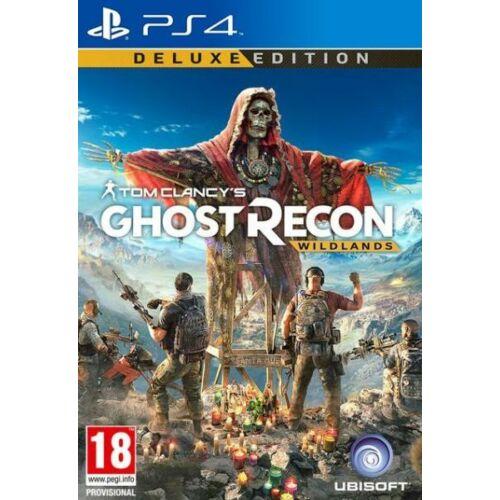 Ghost Recon - Wildlands - Deluxe Edition - PS4 játék