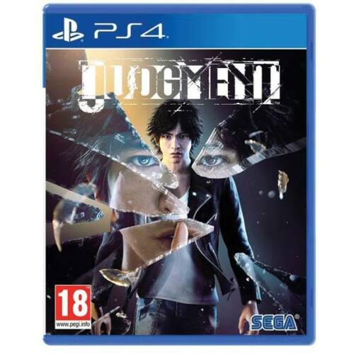 Judgment - PS4 játék