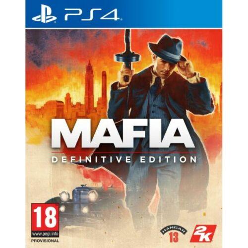Mafia [Definitive Edition] (PS4)
