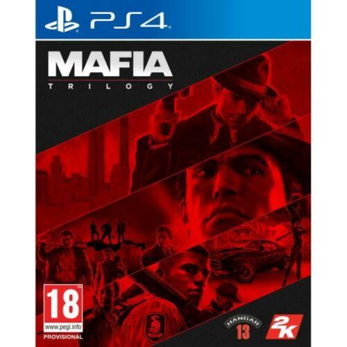 Mafia Trilogy - 3 játék egyben - PS4 játék