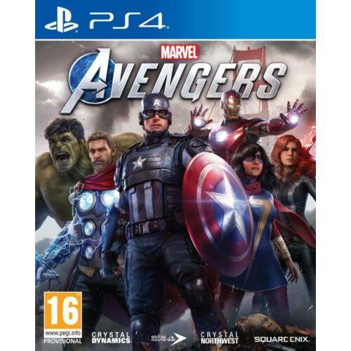 Marvel's Avengers - PS4 játék