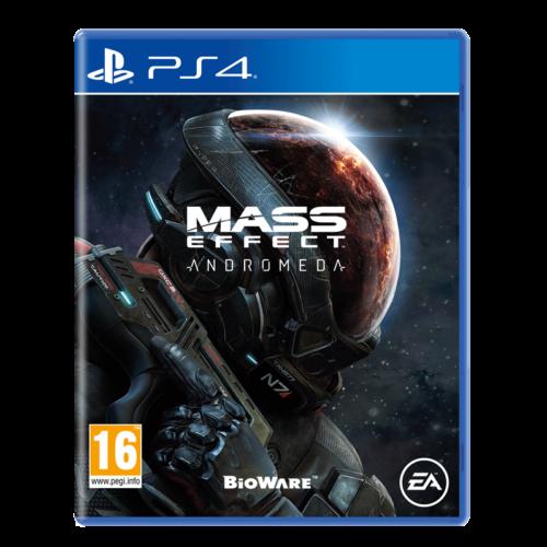 Mass Effect: Andromeda - PS4 játék