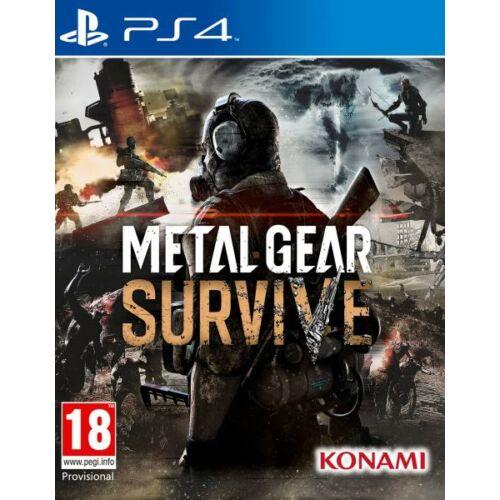 Metal Gear Survive - PS4 játék