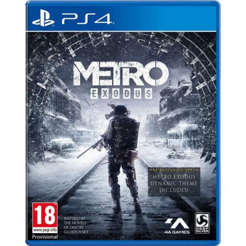 Metro Exodus - PS4 játék