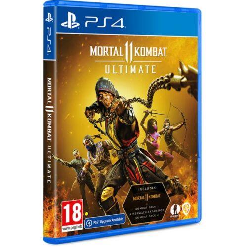 Mortal Kombat 11 - Ultimate - PS4 játék