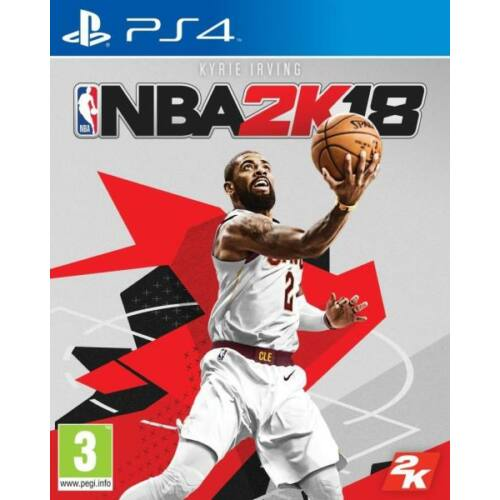 NBA 2K18 játék - PS4