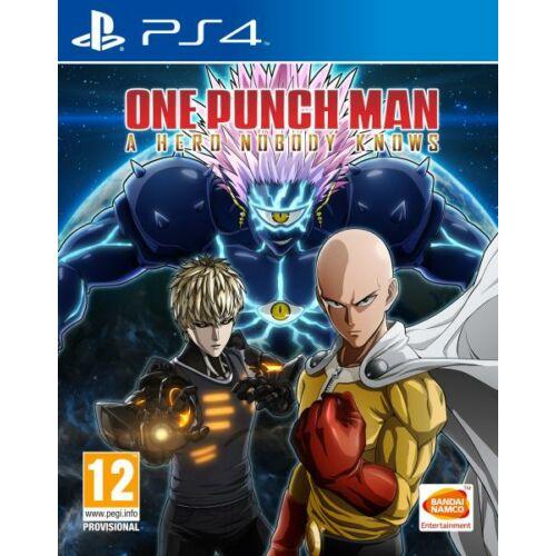 One punch man - A hero nobody knows - PS4 játék