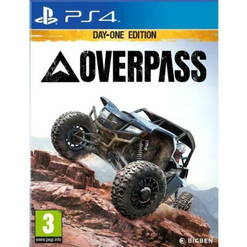 Overpass - Day One Edition - PS4 játék