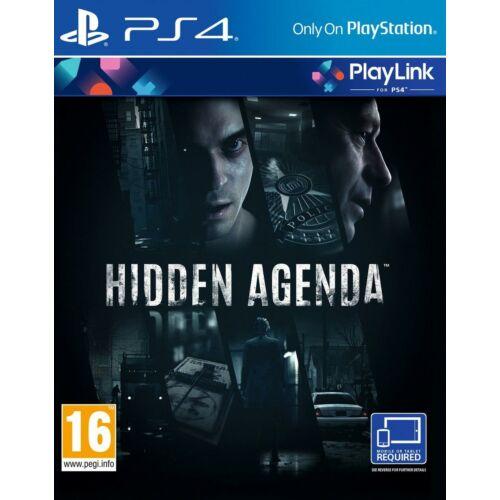 Hidden Agenda - PS4 játék