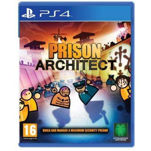 Prison Architect (PS4) játék