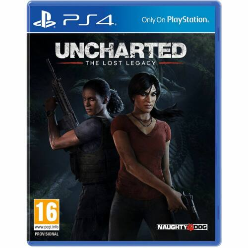 Uncharted - The Lost Legacy - PS4 játék