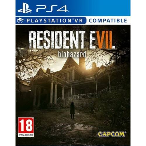Resident Evil VII - Biohazard - VR - PS4 játék