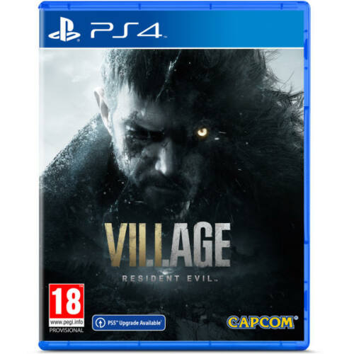 Capcom Resident Evil 8 Village (PS4)