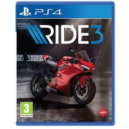 Ride 3 - PS4 játék