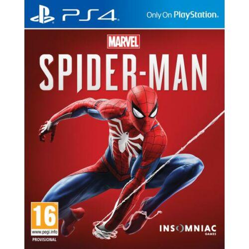 Spider-Man - PS4 játék - magyar felirattal
