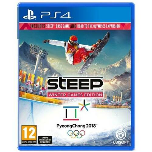 Steep Winter Games Edition - PS4 játék
