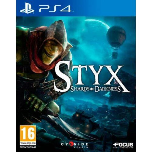 Styx - PS4 játék