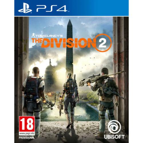 The Division 2 - PS4 játék