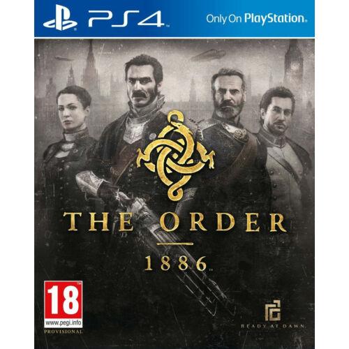 The Order 1886 - PS4 játék