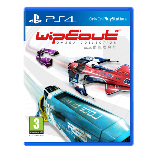 Wipeout - Omega Collection - PS4 játék