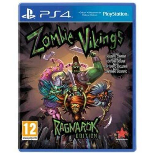 Zombie Vikings (PS4) játék