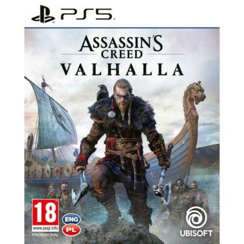 Ubisoft Assassin's Creed Valhalla (PS5) Játékprogram