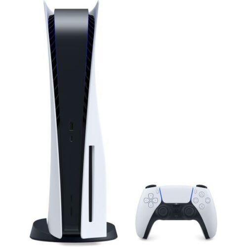 Sony PlayStation 5 (PS5) Játékkonzol, Fehér (lemezes verzió)