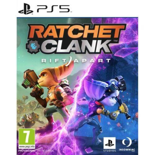 Ratchet & Clank Rift Apart (PS5) - magyar felirattal