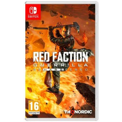 Red Faction Guerilla ReMarstered - Nintendo Switch