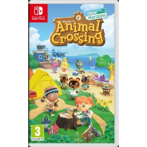 Nintendo Animal Crossing New Horizons (Switch) Játékprogram
