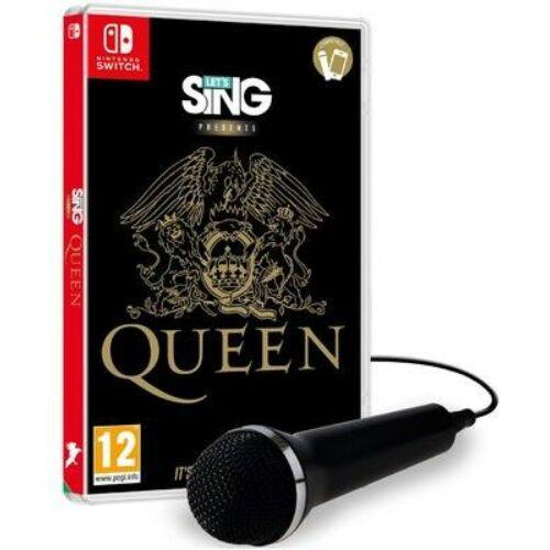 Let's Sing Presents Queen - Nintendo Switch