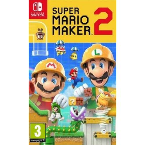 Super Mario Maker 2 (Switch) Játékprogram