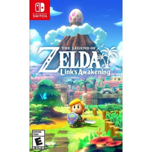 The Legend of Zelda Link's Awakening (Switch) Játékprogram