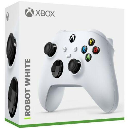 Microsoft Xbox Series X/S Controller Gamepad, kontroller (Robot White) - QAS-00002
