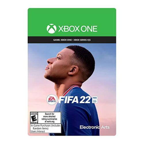 FIFA 22 - Series X játék - elektronikus licensz - digitális kód