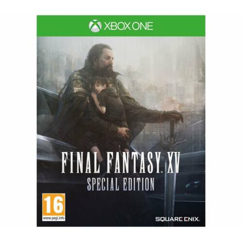 Final Fantasy XV - Special Edition - Steelbook - Xbox One játék