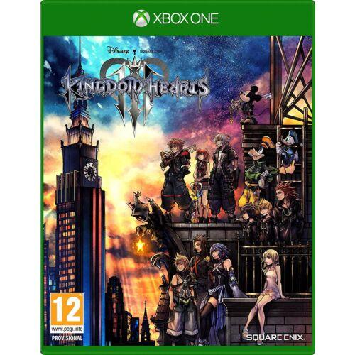 Kingdom Hearts 3 játék - Xbox One játék