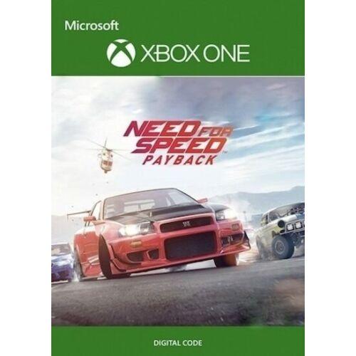 Need for Speed - Payback - Xbox one - elektronikus licensz (kód)