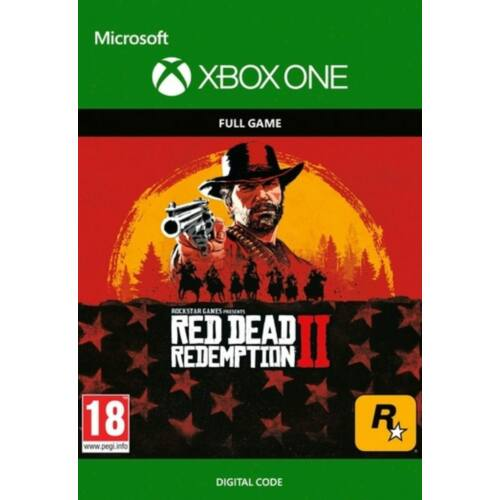 Red Dead Redemption 2 - Xbox One - elektronikus licensz - digitális kulcs