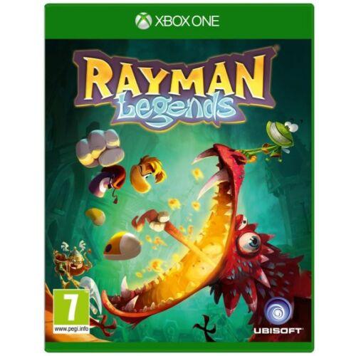 RaymanLegends - Xbox One - elektronikus licensz - digitális kulcs