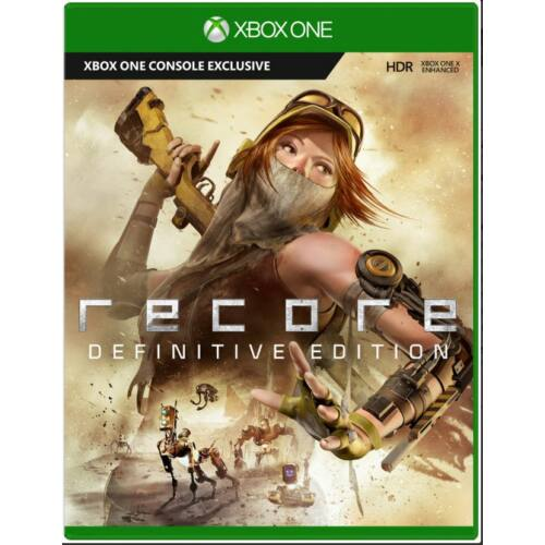 Recore Definitive Edition - Xbox One játék