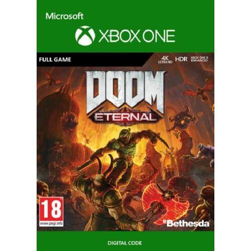 DOOM Eternal Standard Edition - Xbox One játék - elektronikus kód