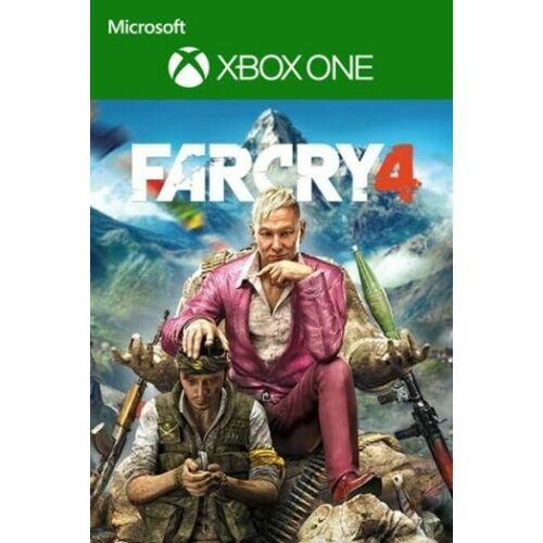 Far Cry 4 - Xbox One játék - elektronikus kód