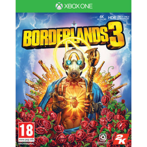 2K Games Borderlands 3 (Xbox One) Játékprogram