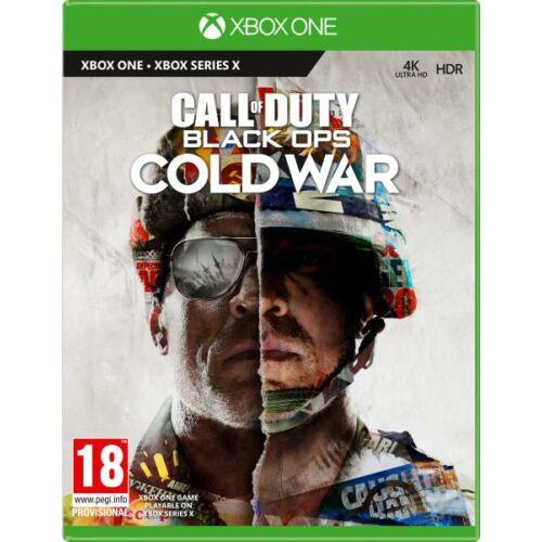 Call of Duty Black Ops Cold War (Xbox One/Series X) játék