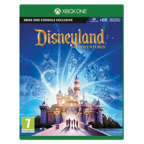 Disneyland Adventures - Xbox One játék