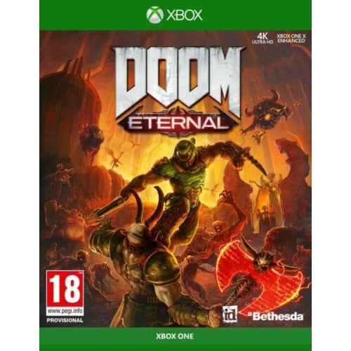 Bethesda DOOM Eternal (Xbox One) Játékprogram