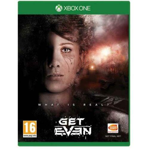 Get Even -Xbox One játék