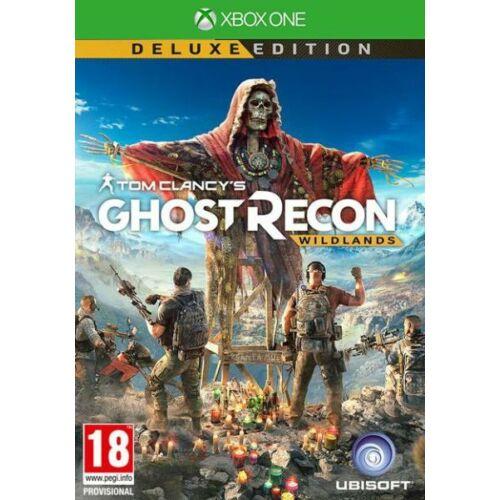 Ghost Recon - Wildlands - Deluxe Edition - Xbox one játék